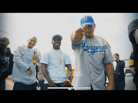 B.U.C – Stop Capping Ft. Lil P (Official Music Video)