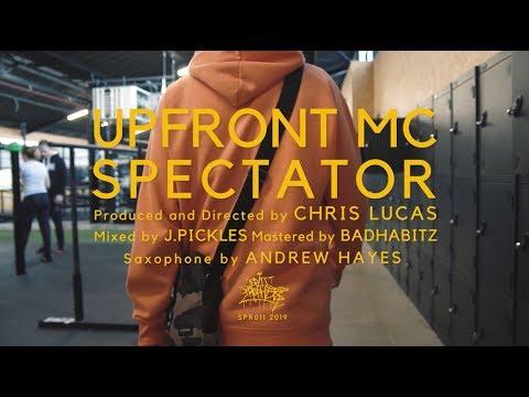 Upfront – Spectator (prod. Chris Lucas)