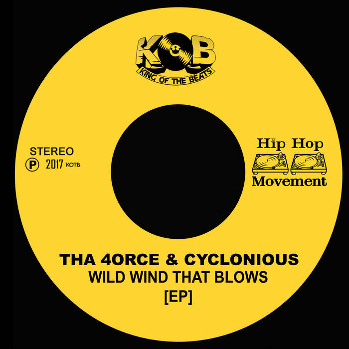Tha 4orce – WILD WIND THAT BLOWS with CYCLONIOUS [EP]