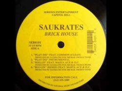 Saukrates Feat: Masta Ace, O.C. – Rollin (1997)