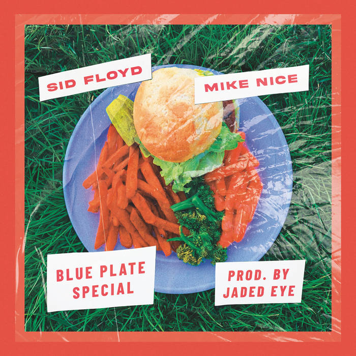 Blue Plate Special by Sid Floyd & Mike Nice