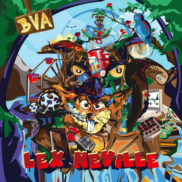 Lex Neville by BVA
