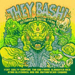 THEY BASH! by ostubash x Digital Fiend