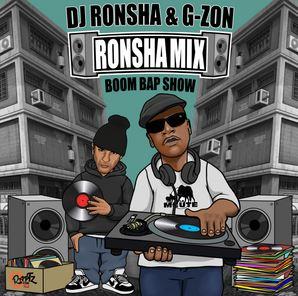 DJ RONSHA & G-ZON – Ronsha Mix #229 (New Hip-Hop Boom Bap Only)