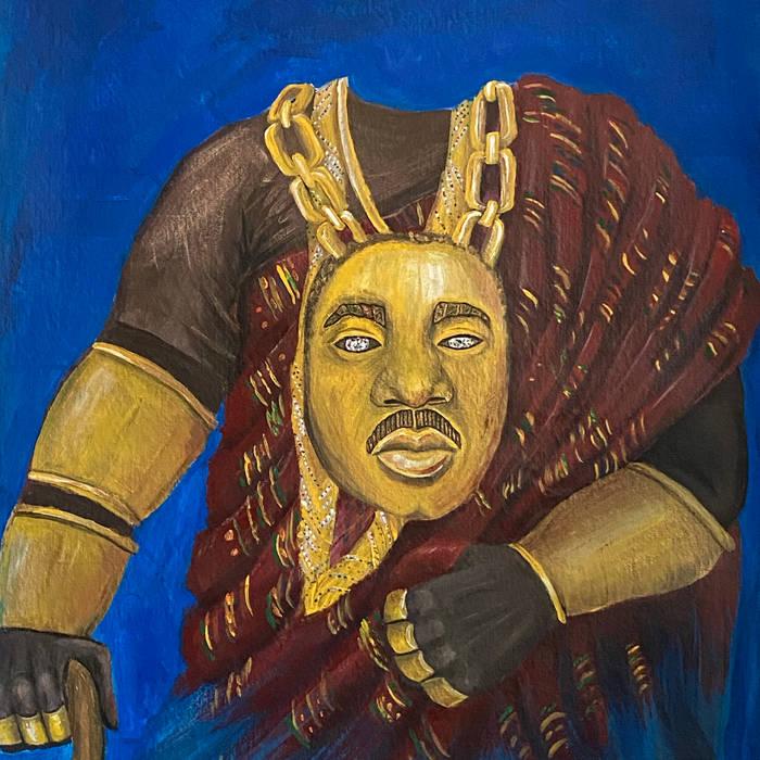 King JR by John Robinson
