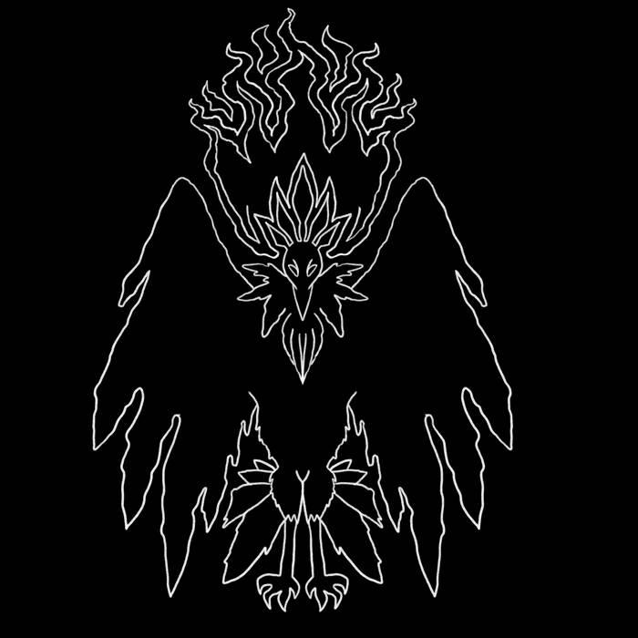 Obsidian Phoenix by Ramona Star