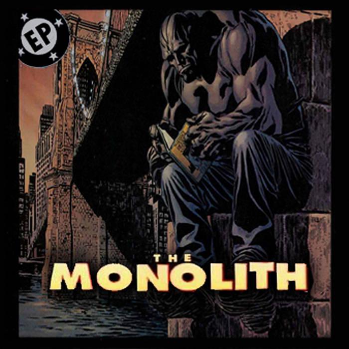 Heavyweight Scholar E.P by The Monolith