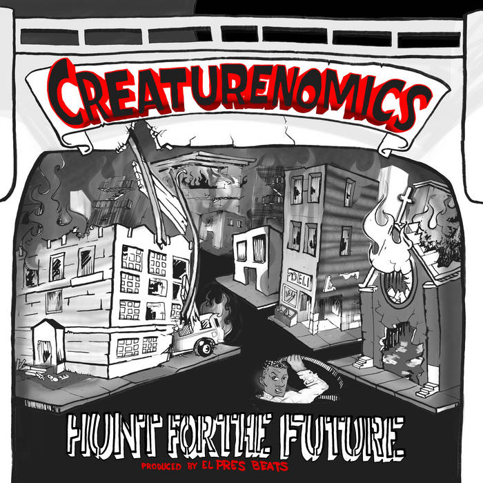 Hunt For The Future by Creaturenomics