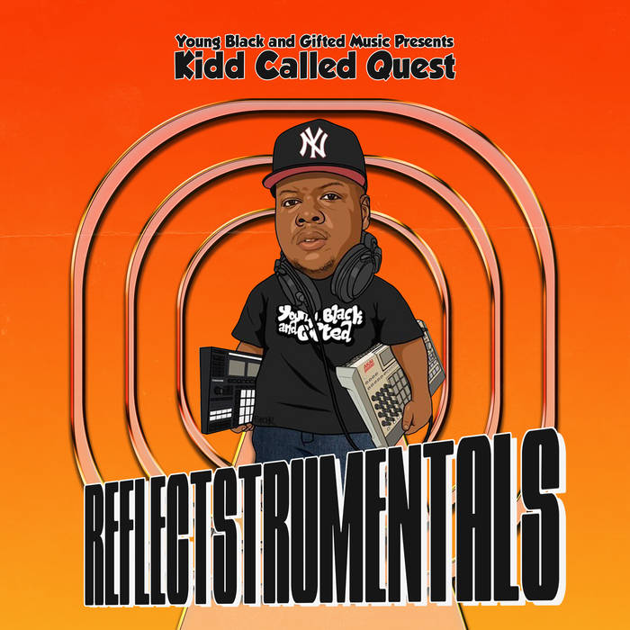 REFLECTSTRUMENTALS by KIDD CALLED QUEST