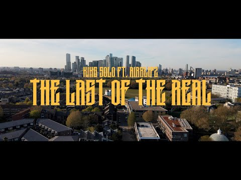 King Solo (feat. Airklipz & DJ TMB) – Last Of The Real [Official Video]
