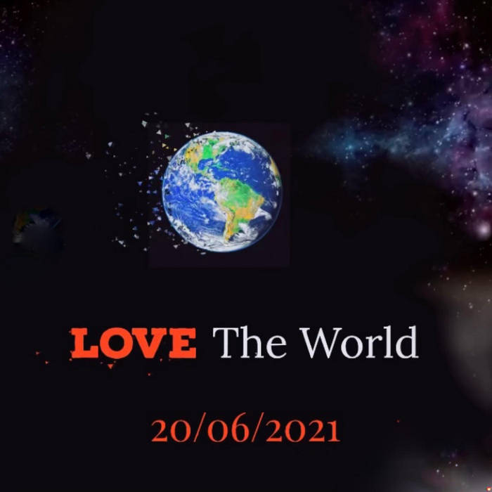 Love The World E.P by Real Talk Records
