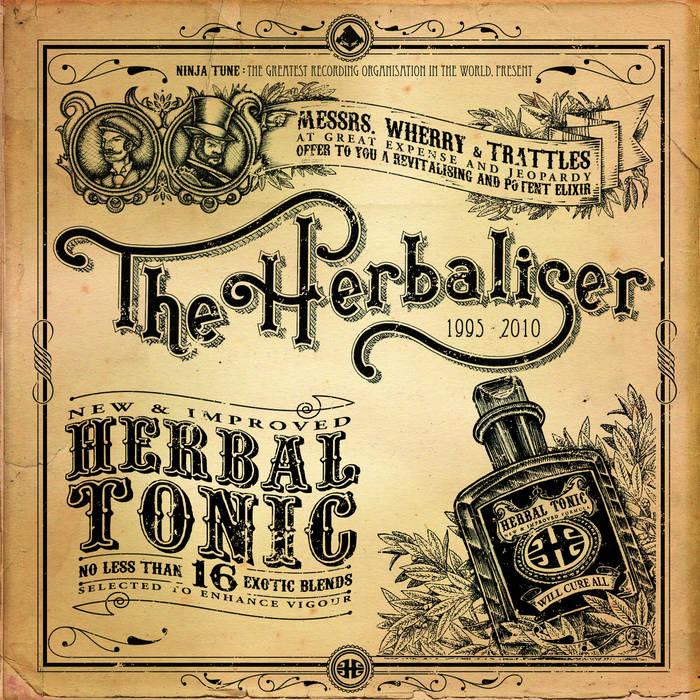 Herbal Tonic (Best Of) by The Herbaliser (2010)
