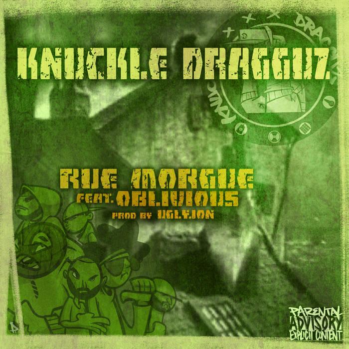 Rue Morgue (Ft. Oblivious) by G Fam Black, Tali Rodriguez, P-Ro, Uglyjon, Oblivious