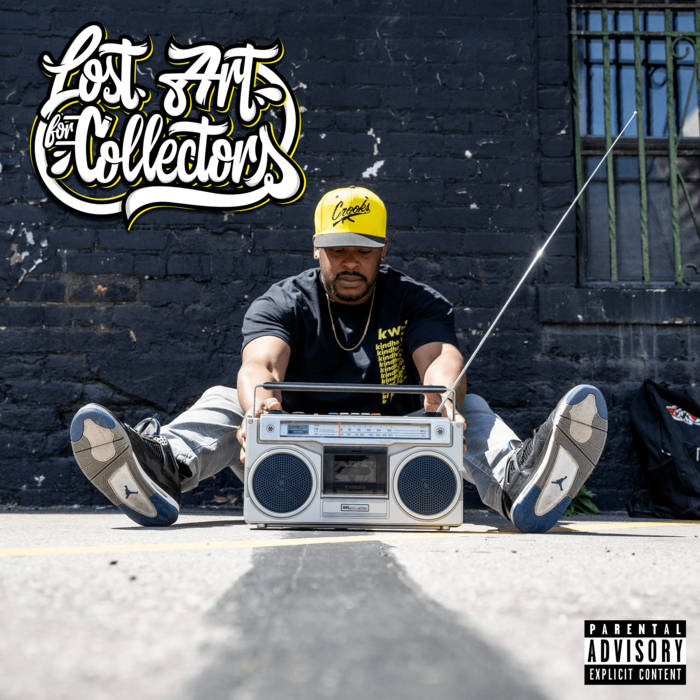 Lost Art for Collectors by Kwaj