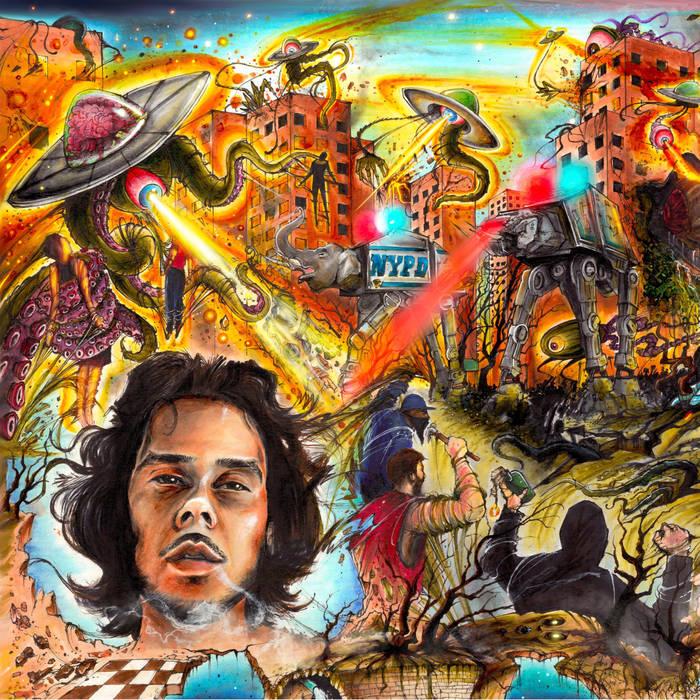 Enigma of Dali by UFO Fev & Vanderslice