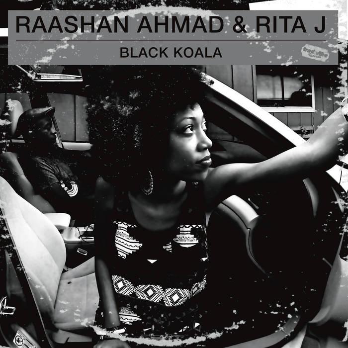 Black Koala by Raashan Ahmad & Rita J