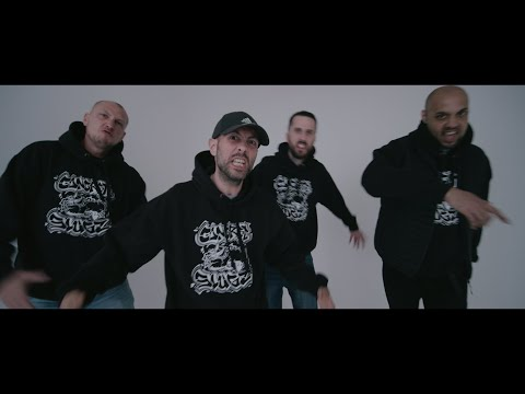 Concrete Slugz – Godz-illa [Official Video]
