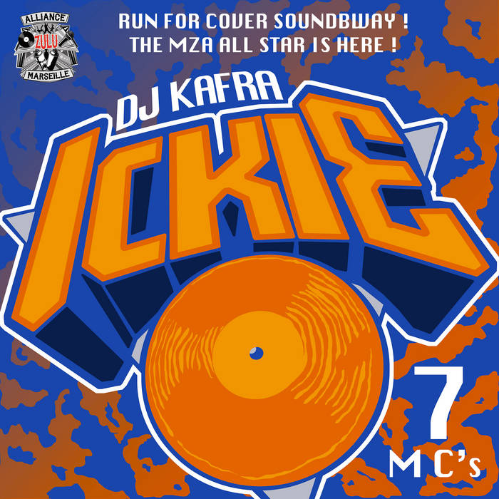 ICKIE Riddim by KAFRA (Reggae   Dancehall)