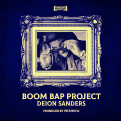 Deion Sanders by Boom Bap Project — Produced by Vitamin D