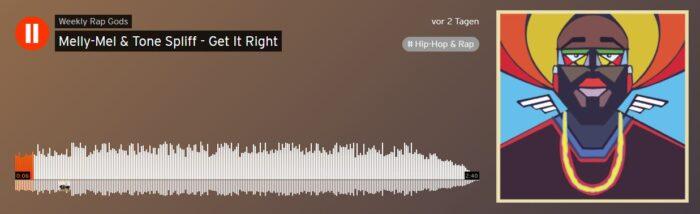 Melly-Mel & Tone Spliff – Get It Right