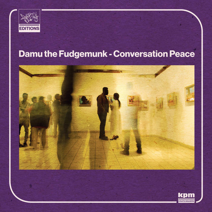 Conversation Peace by Damu The Fudgemunk