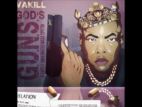Vakill – Catalog Of Filth Ft Vinnie Paz – Prod By Nottz – God's Gun