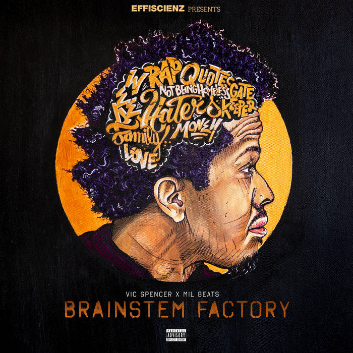 BRAINSTEM FACTORY by VIC SPENCER x MIL BEATS