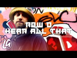 Row D – Hear All That [Prod. by Levlz] (OFFICIAL MUSIC VIDEO) | L&G.TV