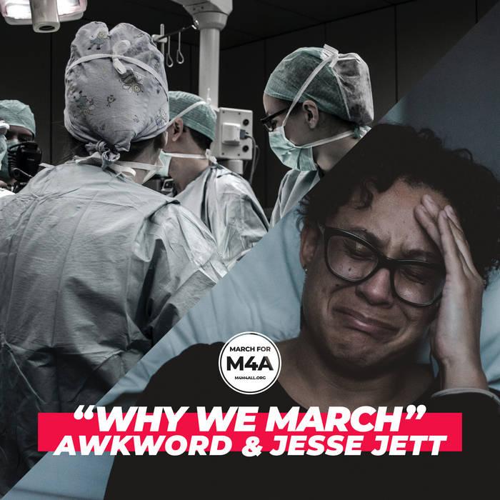Why We March [prod. by Jesse Jett] by AWKWORD