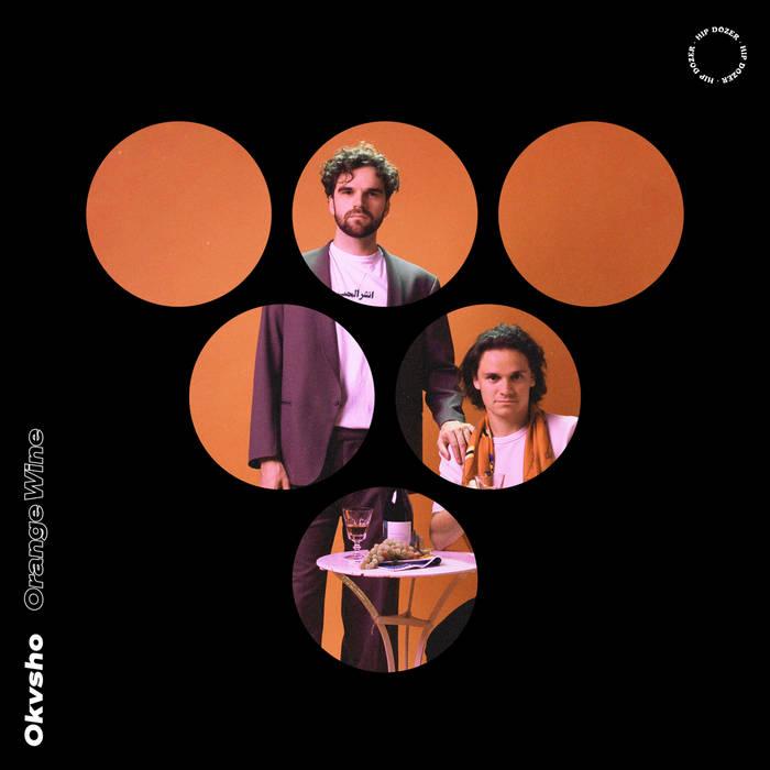 Orange Wine by Okvsho