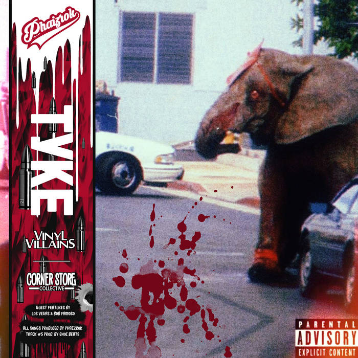 TYKE (Till You Kill Everything) by PHAIZROK
