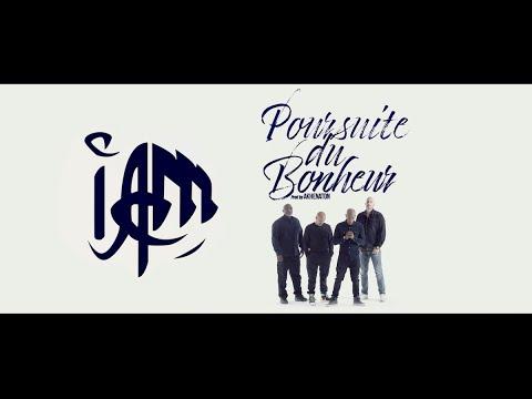 IAM – Poursuite du bonheur – Prod By Akhenaton (Official Video)