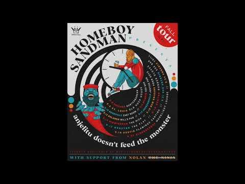 Homeboy Sandman – Always Rhyme (Anjelitu Tour Audio Flyer)