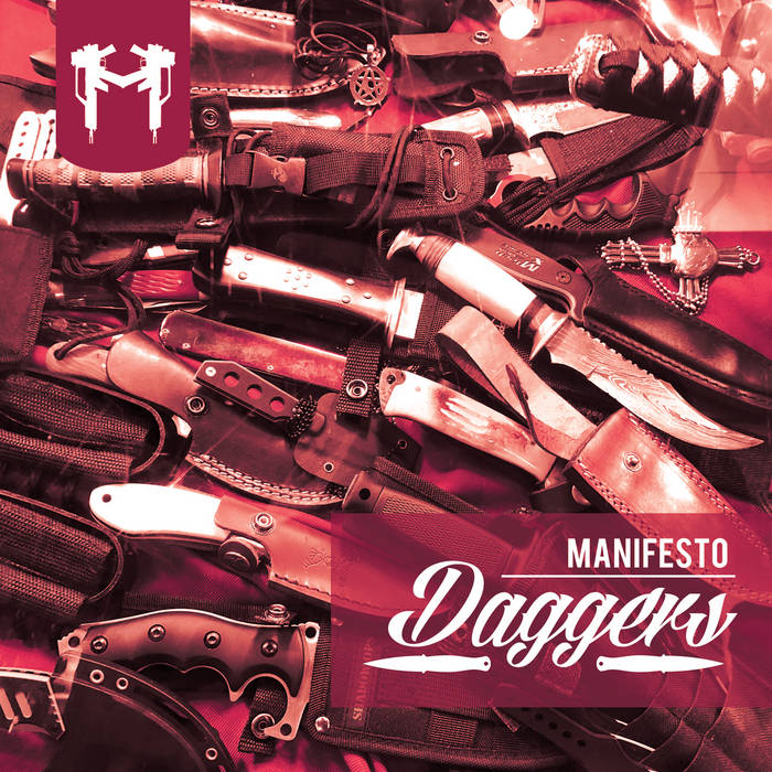 The Daggers EP by Manifesto