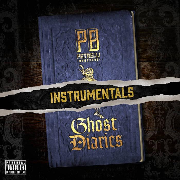 Ghost Diaries Instrumentals (BBP73)
