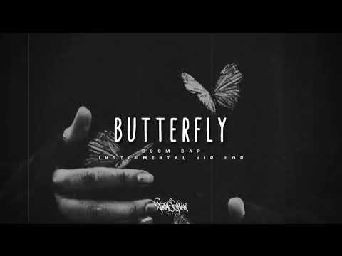 "Vintageman Beats – ""Butterfly"" – Hard Old School Boom Bap Beat   Sad Rap Type   Underground Hip Hop Instrumental 2021"