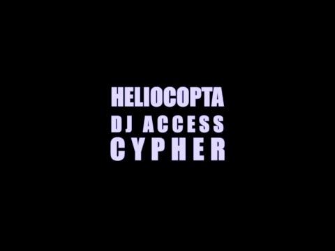 Heliocopta x DJ Access – Cypher 1.0