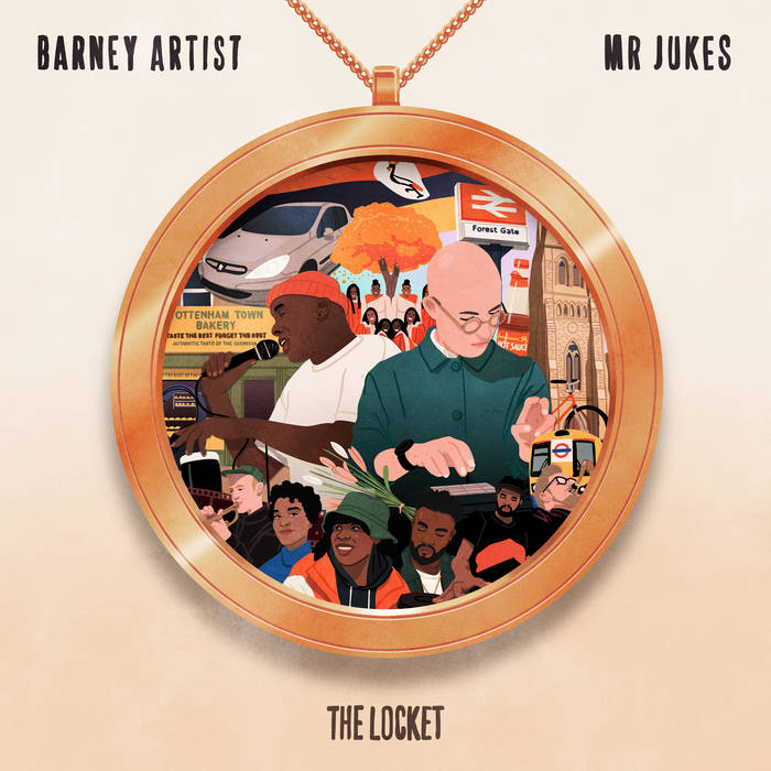The Locket by Barney Artist & Mr Jukes
