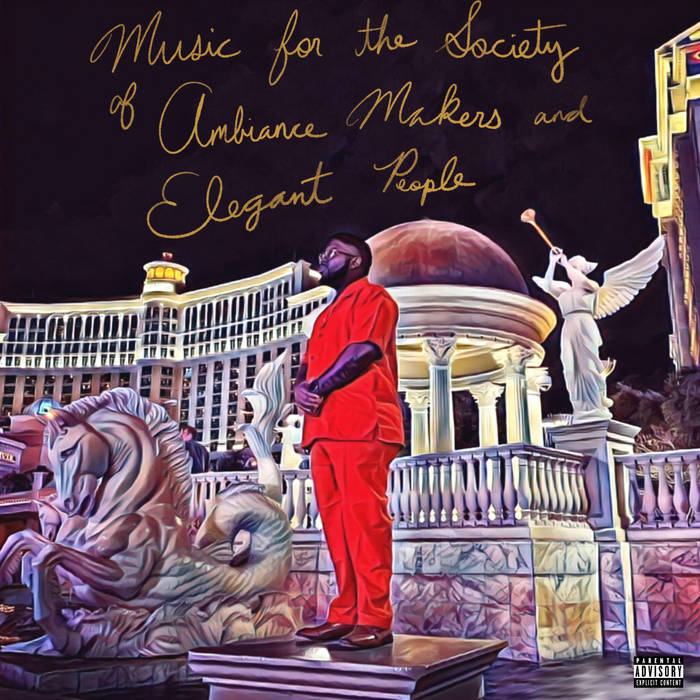 Music For the Society of Ambiance Makers and Elegant People by Mikey Mo the MC
