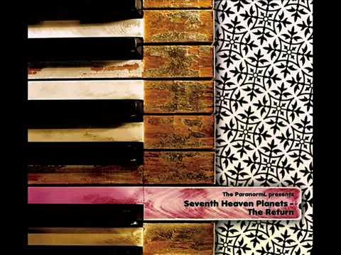 ParanormL Presents (Seventh Heaven Planets ParanormL & MC Red Cloud) The Return Lp 2007 Jazz Hop