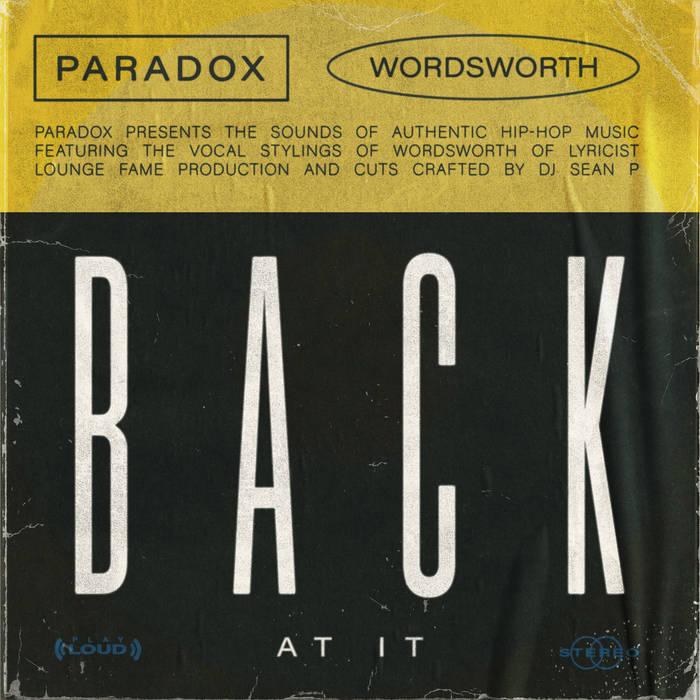 Back At It [Maxi Single] by Paradox & DJ Sean P