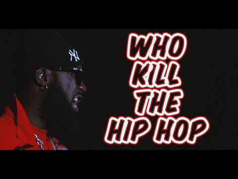 Nooka feat Biamp – Who Kill The Hip Hop (prod Azaia) Scratches Soul Intellect