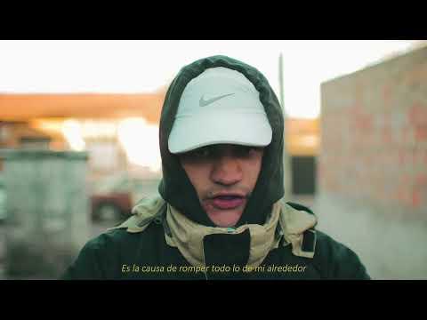 MONKEY BARS – ZURDO BDB (prodCeroDozz') (VideoOficial)