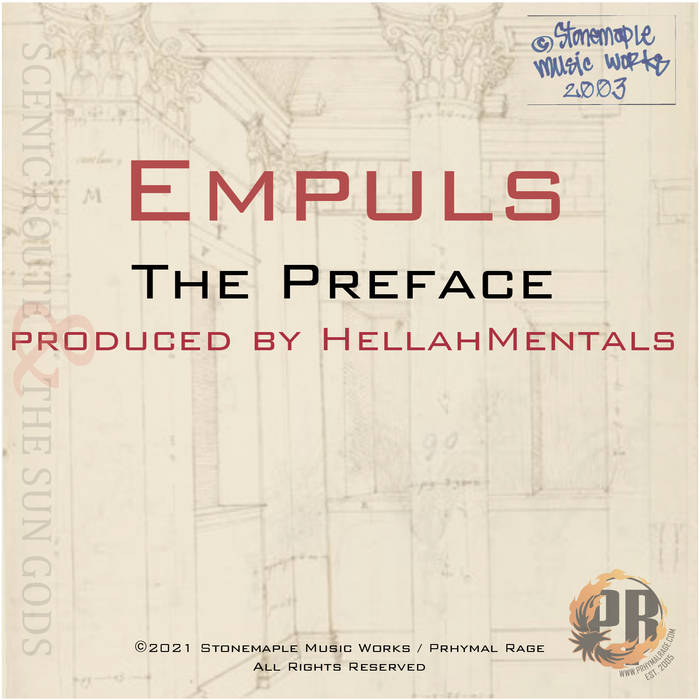 The Preface (single) by Empuls