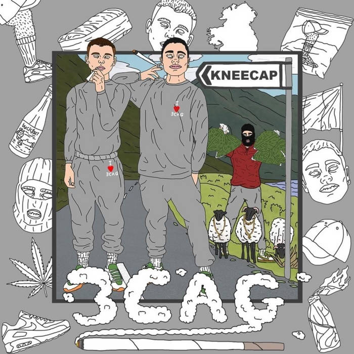 3CAG by KNEECAP