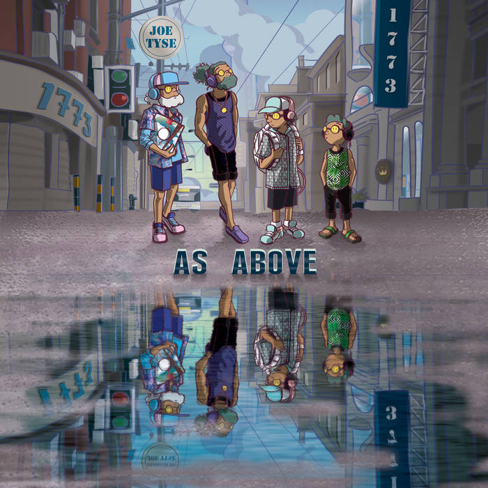 As Above by 1773