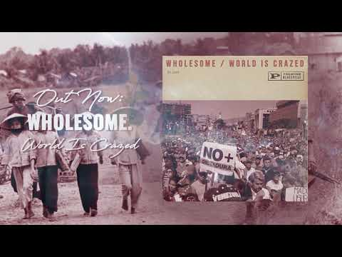 Wholesome – World Is Crazed (Prod. By E. Smitty)
