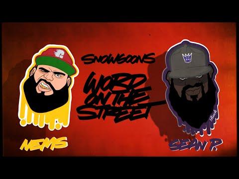 Snowgoons – Word On The Street ft NEMS, Sean P!, Bernadette Price & DJ Skipmode VIDEO