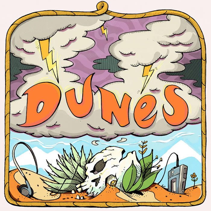 Breezin' Steady EP by Dunes
