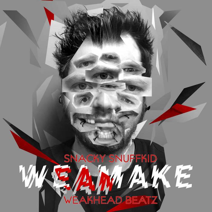 Weamake by Snacky Snuffkid x Weakhead